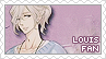 Request: Brothers Conflict - Louis Stamp by BeforeIDecay1996