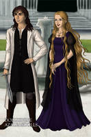 Tristan and Yvaine by Kailie2122