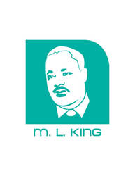 MARTIN LUTHER KING by OHDIOSODIN