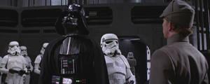 Dual Display: Vader 1 by monroeart