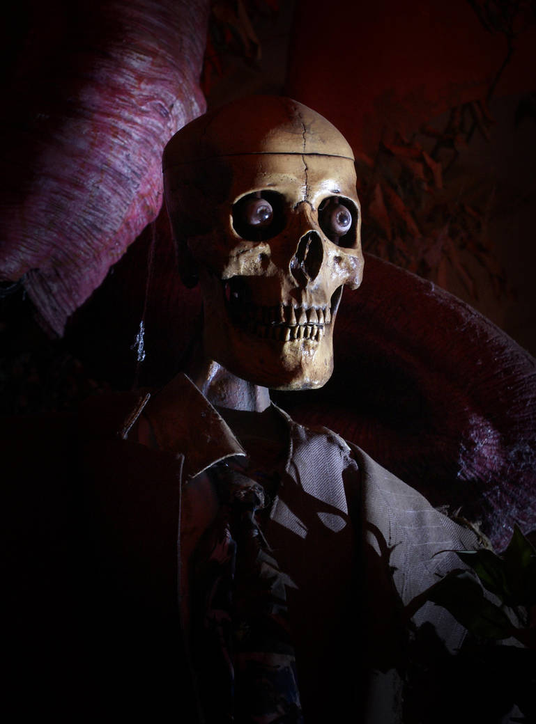 Skullface by monroeart
