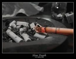 Slow Death by monroeart