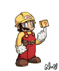Super Mario Maker by U-l-t-r-o-s