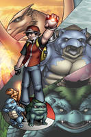 Pokemon: Let's Get Started by TravisTheGeek