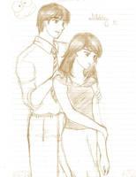 Sketch - Willdy by Natysan