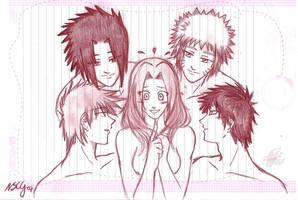 Who is the Sakura chosen one ? by Natysan