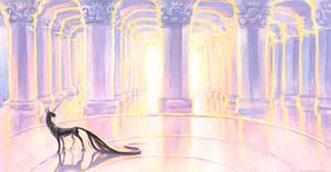 Cynetha's Palace by Snapdragoon