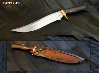 Sir Slice-A-Lot by DetloffKnives