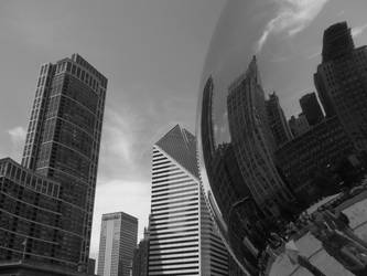 The bean - Chicago, Illinois by greensmurfsdontlie