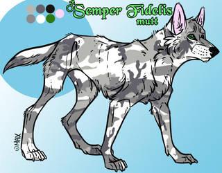 Semper Fidelis by greensmurfsdontlie