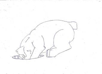 Little Digger - sketch by greensmurfsdontlie