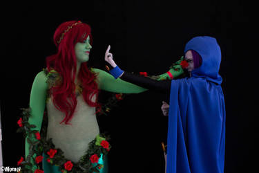 Cosplay - Flowery Finger by Miscomunication