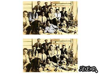 My Family Photo Restoration by cis158orueta