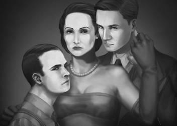 L.A. Noire - Dare by Nazgullow