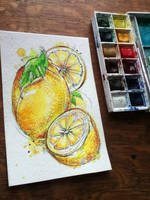 Des Citrons by FinchFight