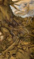 Ancestors detail by sphinxmuse
