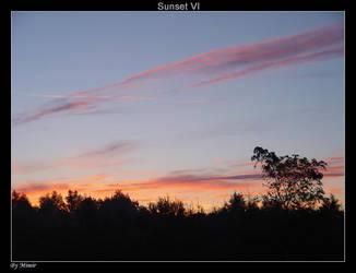 Sunset VI by mimir
