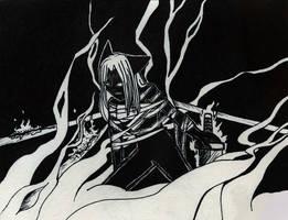 Inner Demon by goldfox