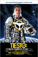 Tiesto Poster Art by meltendo