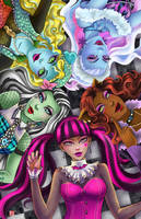 Monster High by TyrineCarver