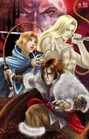 Castlevania by TyrineCarver
