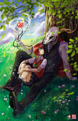 The Ancient Magus Bride by TyrineCarver