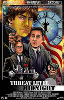 Threat Level Midnight by TyrineCarver