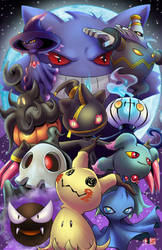 GhostlyMon by TyrineCarver