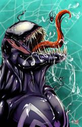 Venom by TyrineCarver