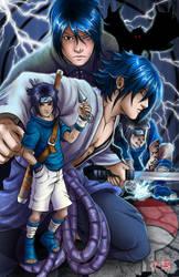 Sasuke's Legend by TyrineCarver