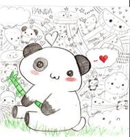 ++Sweet Panda++ by mkirby712