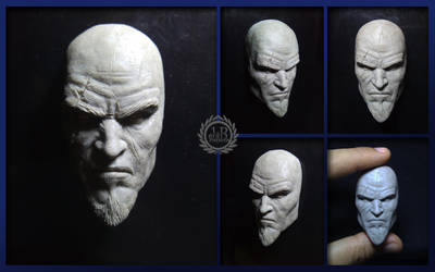 Kratos Magnetic head by xbounded