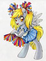 Cheerleader by Maytee