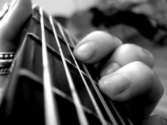 Guitar by Ulvinne