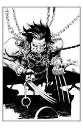 Wolverine Commission Ink 2 by ernestj23