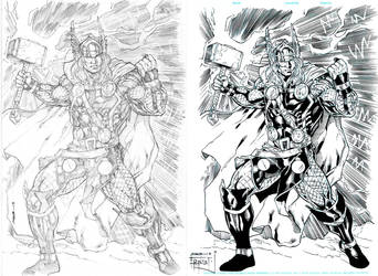 Thor Ink by ernestj23