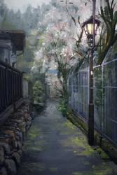 Pagi yang dingin - Practice #5/100 by qs2435