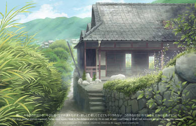 In this Corner of the World by qs2435