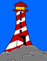 Digital Lighthouse by Zigor-Adebisi