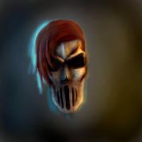 Mask speedpaint by ArtemWolf