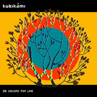 25 Colors per Line (Cover art for kubikami) by ArtemWolf