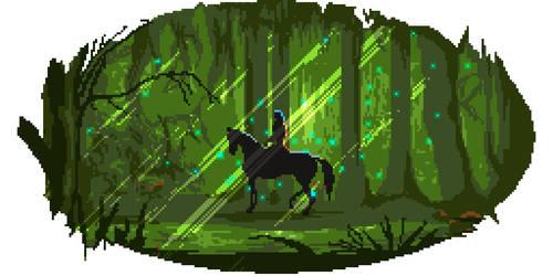 Magic Forest by ArtemWolf