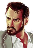 Max Payne by MissMeowsikins