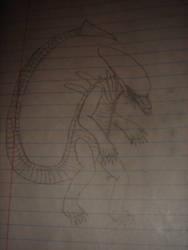 Xenomorph by GodzillaGuy92
