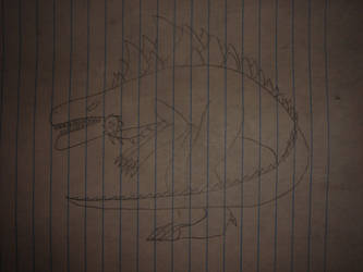 Zilla Redesign by GodzillaGuy92
