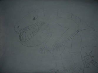 Cloverfield Monster Concept by GodzillaGuy92