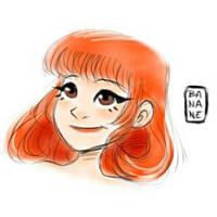 Tablet Sketch by Kunstbanane