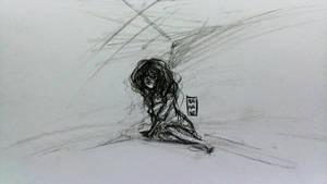 Alone.  by Kunstbanane