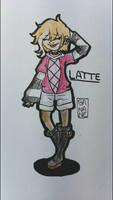 GIFT | Latte by Kunstbanane
