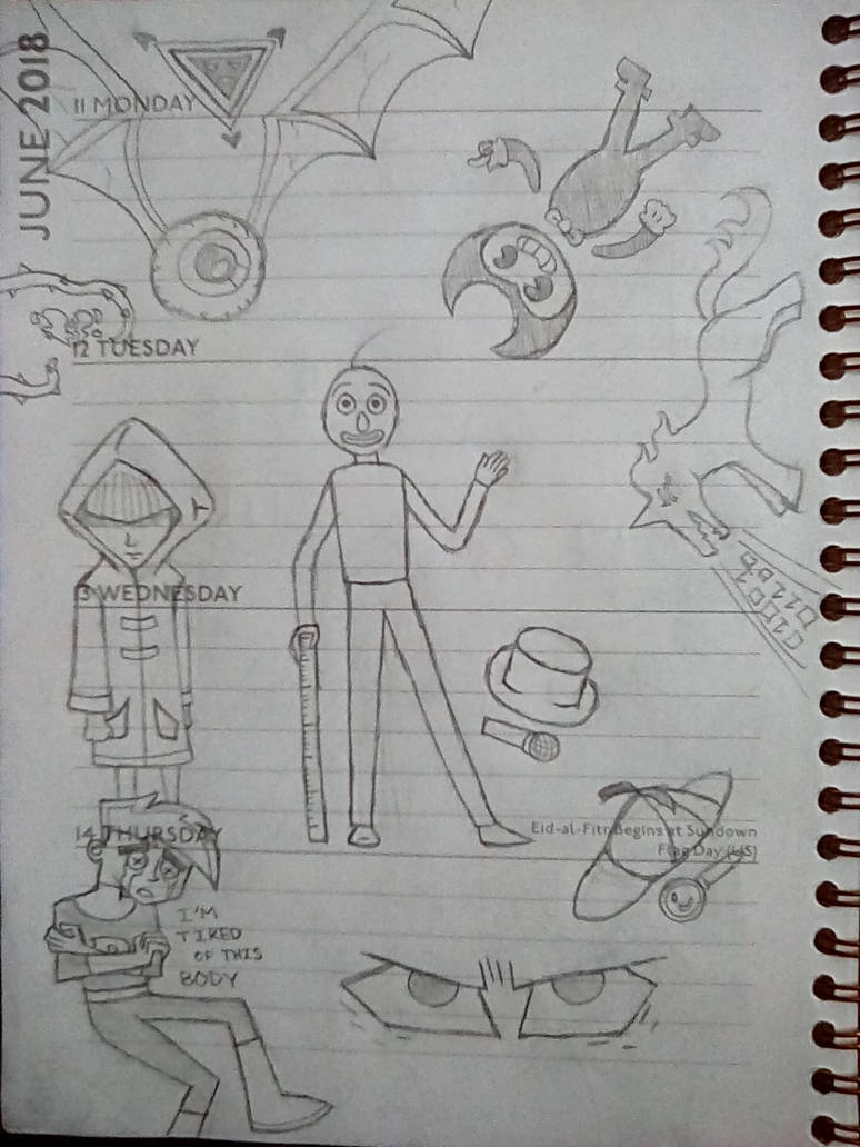 Sketchdump5 by MimsTrinity